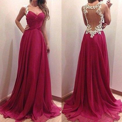 Free Shipping Sexy open Back Prom D..