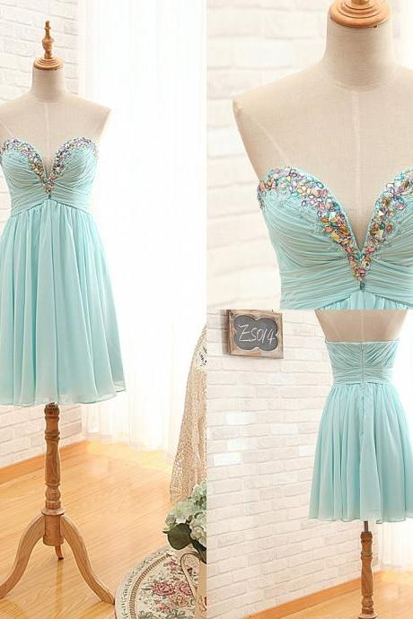 Ready to Ship Prom Dress, US 4 Homecoming Dress,Cheap Party Dress,Prom Dress On Sale,Cheap Prom Dress